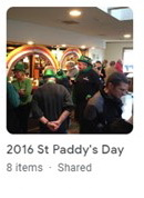2016 St Paddys Day