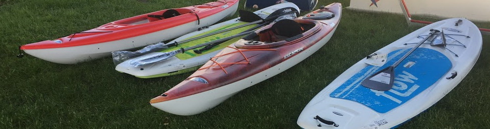 Kayak and Paddle Board Rentals
